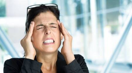 migraine, headache, tips to manage migraine, indian express