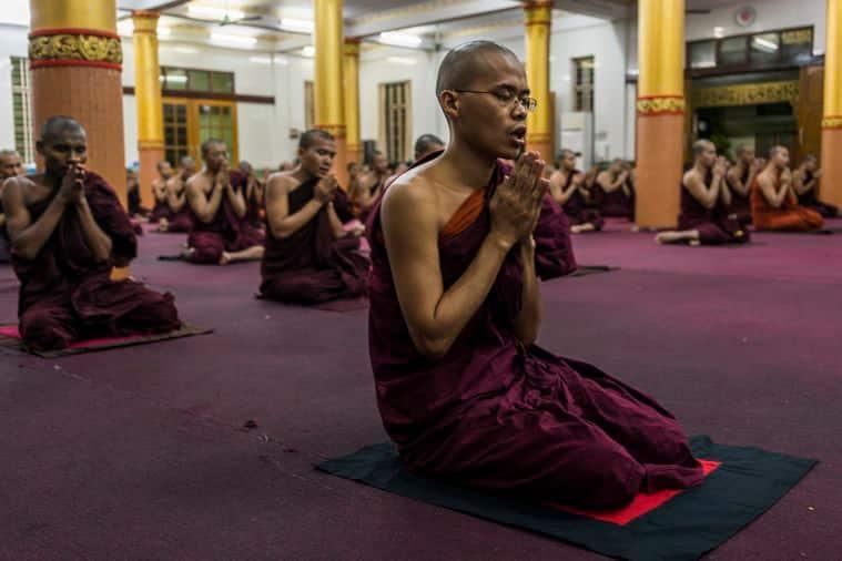 buddhism, buddhist militants, militancy in buddhism, sri lanka buddhists, myanmar buddhists, buddhists rohingyas clash, rohingyas, Sumedhananda Thero, buddhists muslims clash, world news
