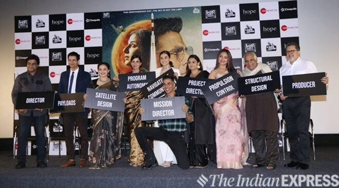 Mission Mangal trailer launch