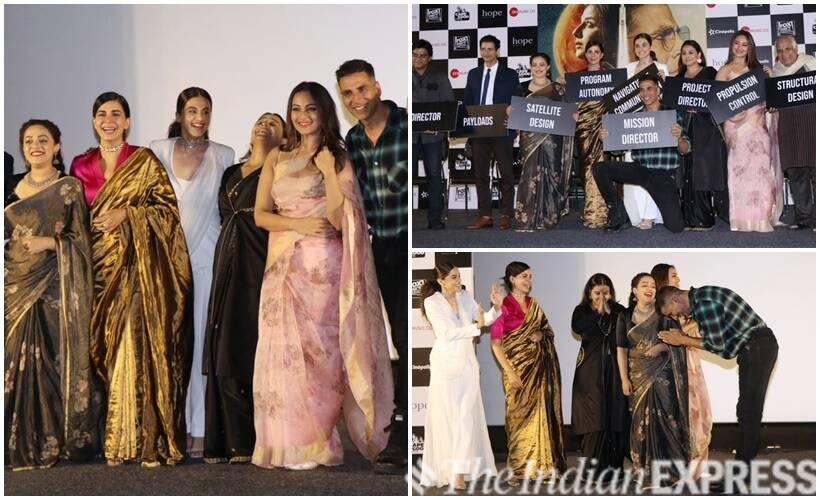 Nithya Menen: Glad that Mission Mangal is my first Bollywood film