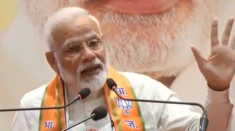 narendra modi, mahatma gandhi, mahatma gandhi birth anniversary, vallabhbhai patel, pm modi, bjp, budget, nirmala sitharaman, indian express news