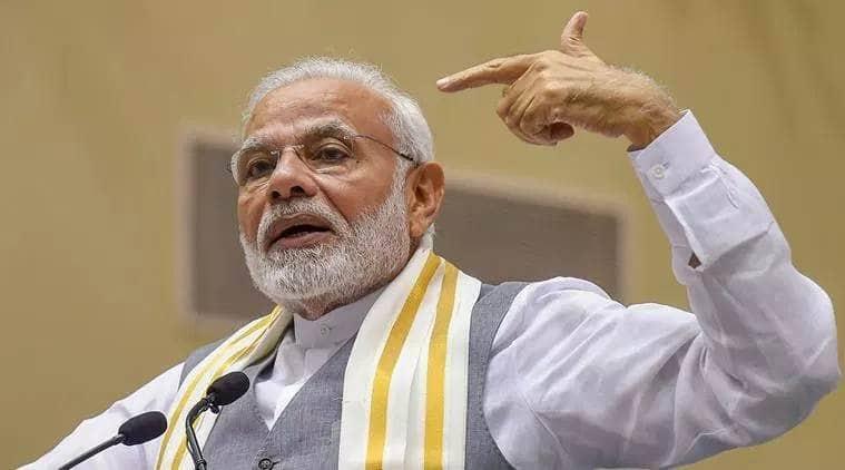 Narendra Modi, 2019 Narendra Modi, Modi 2019, Modi 2024, Modi India, Modi government, Modi government risk, PM Modi BJP, BJP PM Modi, Indian Express