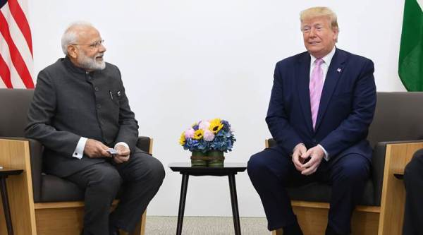 Narendra Modi, Narendra Modi News, Donald Trump, Economy, Trade Issues, Indian Prime Minister, US President, Bilateral Trade, Indian Express