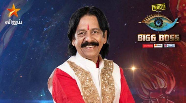 Mohan Vaithya gets eliminated from Bigg Boss Tamil 3