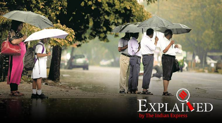 monsoon, weather, weather today, monsoon news, weather warning, Rain in india, India monsoon 2019, monsoon forecast 2019, el nino, el nino impact monsoon, monsoon delayed in india, Indian express