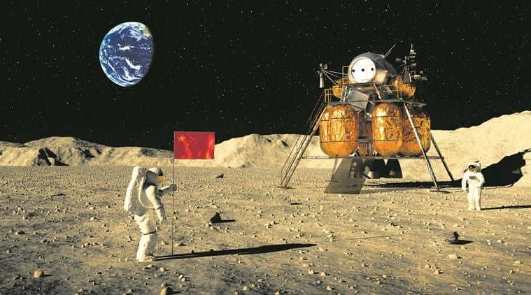 astronauts, moon mission, chandrayaan 2, isro, indian express sunday eye