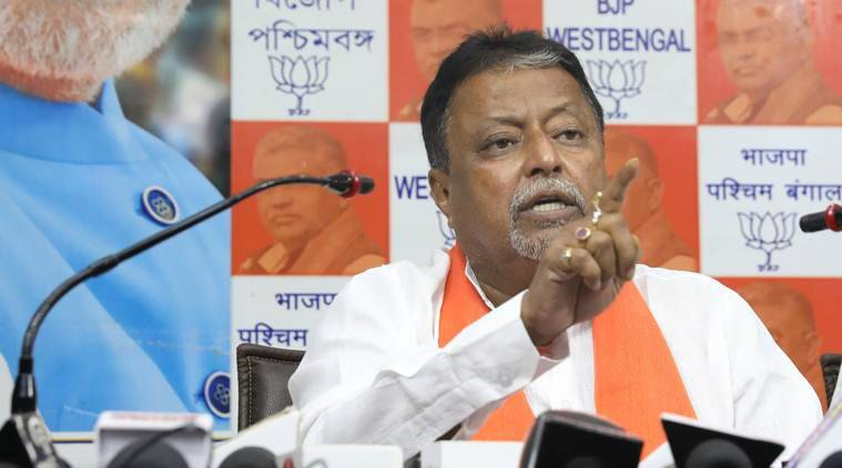 Mukul Roy, Bengal bjp, bengal mlas, trinamool congress, congress, bjp, cpm, mla defection, indian express