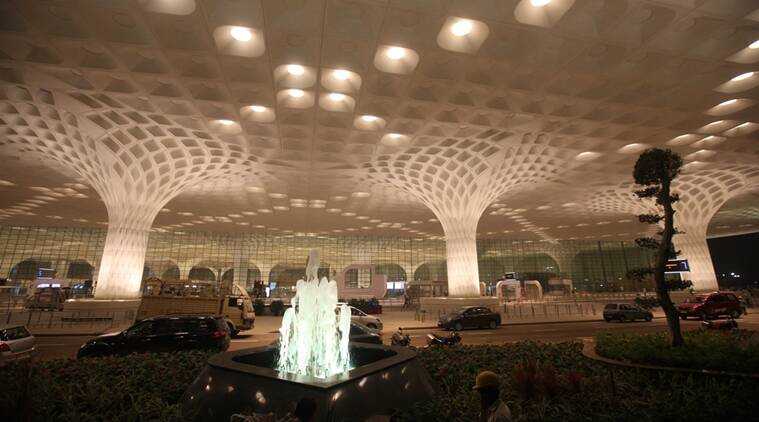 Mumbai airport, Mumbai airport carnival, Maharashtra art and culture carnival, Chhatrapati Shivaji International Airport, Indian Express news