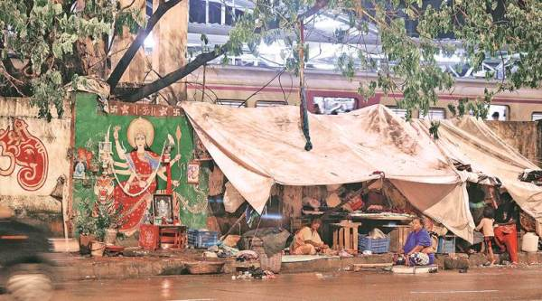 mumbai homeless, mumbai homeless people, mumbai shelter homes, mumbai poor, homeless people in mumbai, mumbai news, Indian Express