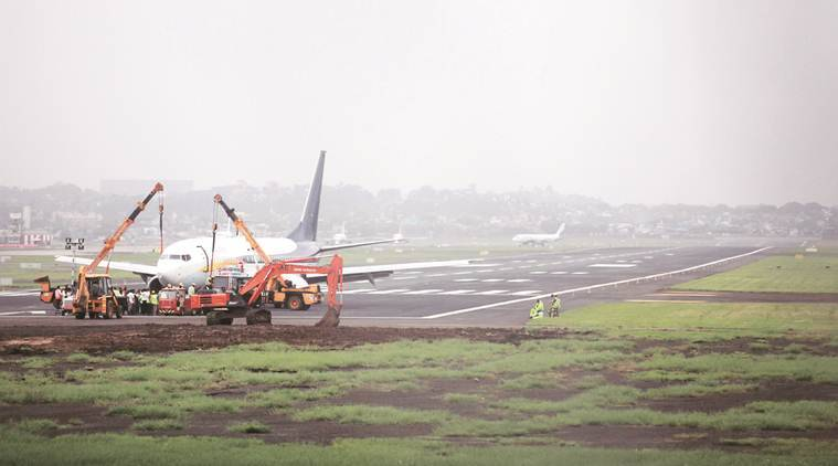 SpiceJet plane removed, operations resume at Mumbai airport runway
