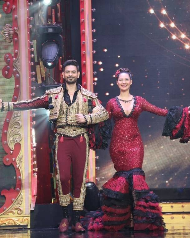 rochelle rao keith sequeira on nach baliye season 9