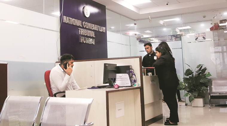 NCLT, courtroom, NCLT courtroom, National Company Law Tribunal, Mumbai nclt courtroom, mumbai news, indian express