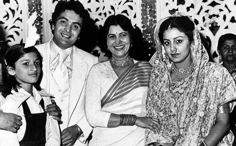 neetu singh, rishi kapoor, wedding ceremony, wedding, indian express, indian express news
