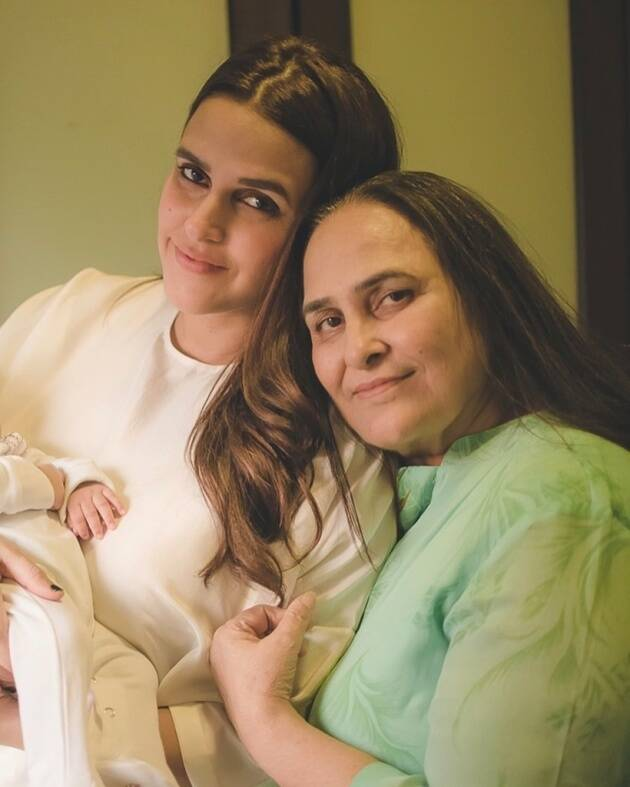 neha mother's day