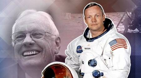 Neil Armstrong wouldn't cash in on his legacy, but his heirs would