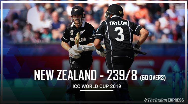 Williamson hails ´brilliant´ New Zealand after World Cup stunner