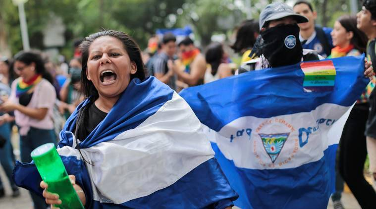 Nicaragua opposition says open to resuming talks on standoff