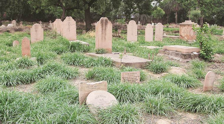 Delhi, Delhi news, Leonard and Imre Schwaiger, Indian National Trust for Art and Cultural Heritage, Nicholson cemetery, Indian Express