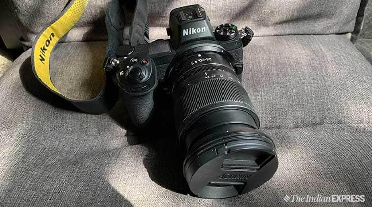 nikon, camera, dslr camera, digital camera, mirror less camera, mirroless camera, full frame camera, half frame camera