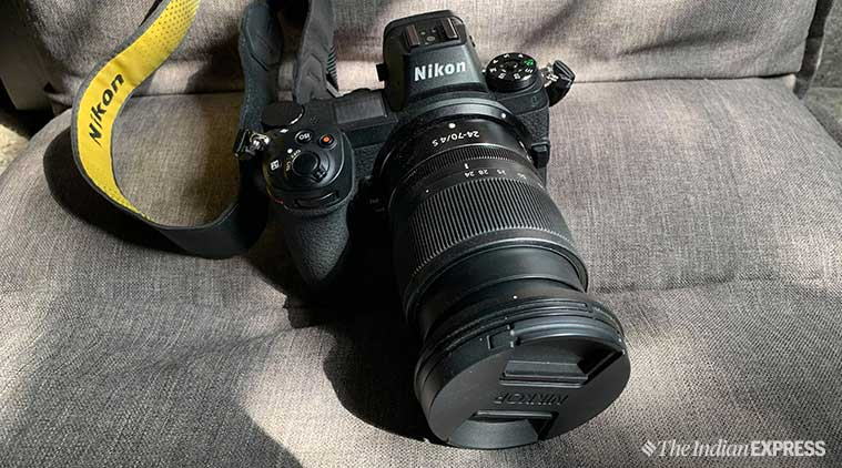 nikon, camera, dslr camera, digital camera, mirror less camera, mirroless camera, full frame camera, half frame camera