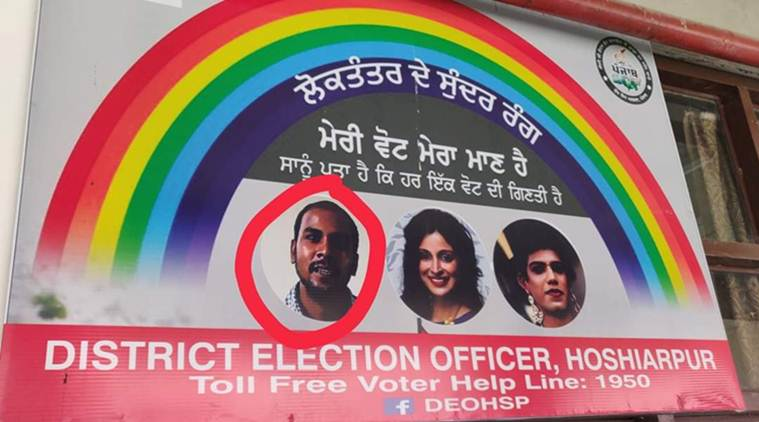 EC questions Punjab CEO over Nirbhaya convict's photo on poll hoarding