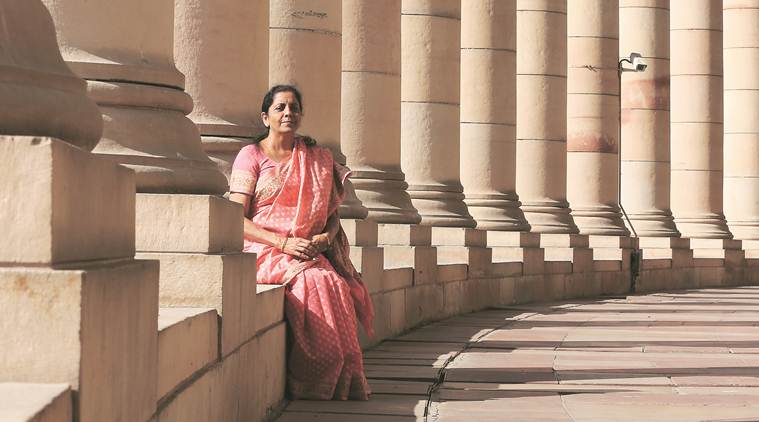 Nirmala Sitharaman, Nirmala Sitharaman budget fpi, Nirmala Sitharaman on indian economy, Nirmala Sitharaman on tax, Nirmala Sitharaman budget speech, Finance Minister, Nirmala Sitharaman interview, foreign portfolio investors, FPI, Indian express