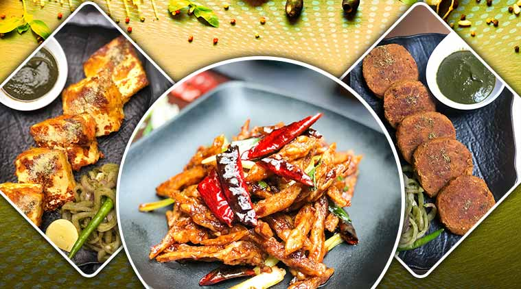 paneer recipe, jackfruit recipe, lotus stem recipe, easy recipes, indian express, indian express news