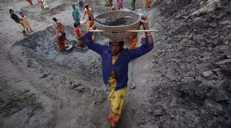 Parliament Monsoon Session, Union budget, Budget debate, Nirmala sitharaman, MGNREGA, MGNREGA wages, Rural employment wages, MGNREGA wages, MGNREGA wages hikes, MGNREGA wage revision, nrega wages, farm wages, MGNREGA wages dip,rural economy, Modi govt, Indian Express