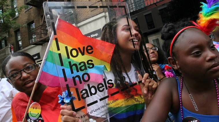 NYC pride parade is one of largest in movement's history
