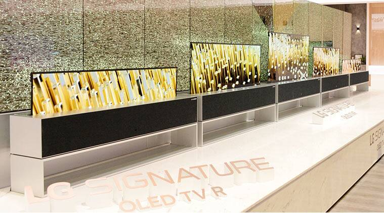 LG OLED TV, LG OLED TV 2019, LG OLED TV price in India, LG 2019 OLED prices in India, LG rollable TV, LG rollable TV release date in India