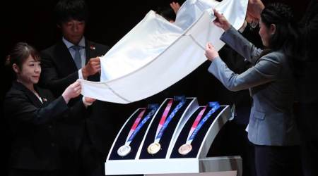 Tokyo Olympics 2020, Tokyo Olympics medals, Tokyo Olympics medals public viewing