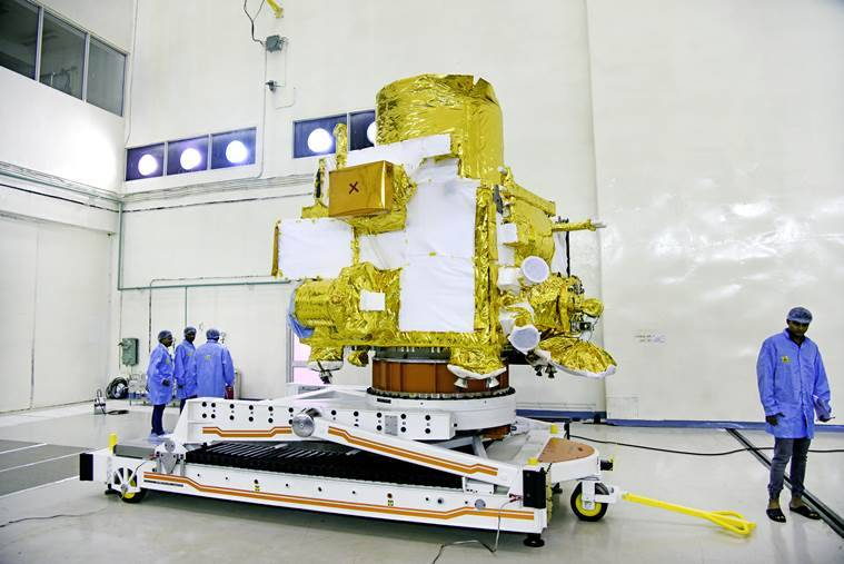 ISRO releases images of Chandrayaan-2; launch on July 15