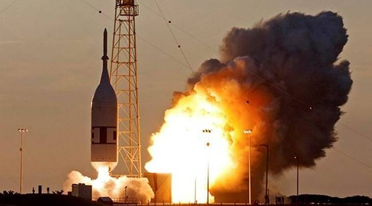 NASA, Orion, Orion Launch