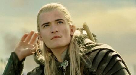 Orlando Bloom Lord of the Rings series