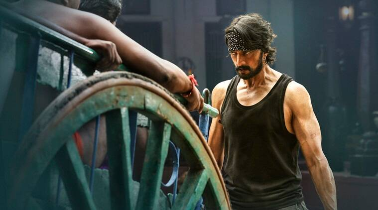 Sudeep movie Pailwaan