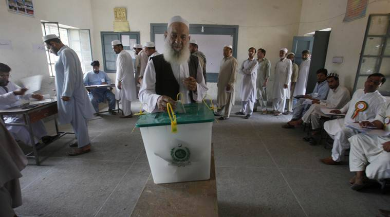 Pakistan holds first-ever provincial polls in northwest tribal areas
