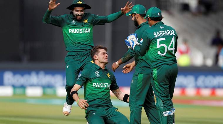 World Cup 2019 Pakistan S Young Guns Fire In Demolition Of