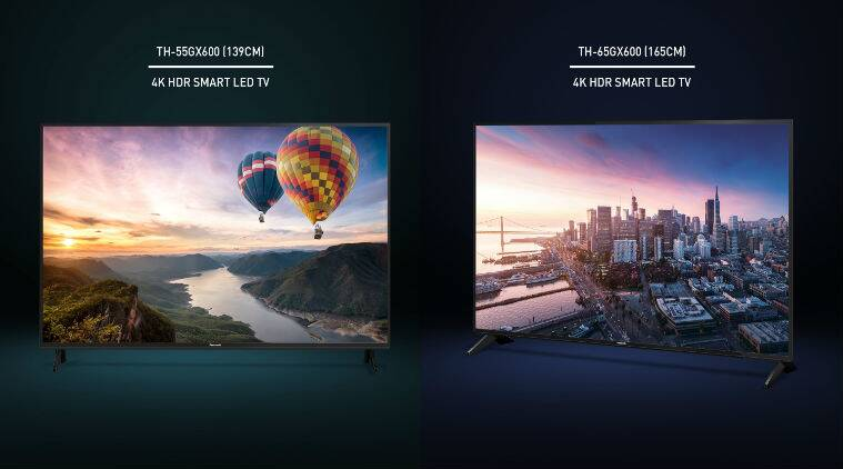 Panasonic launches 14 new 4K Ultra HD TVs starting from Rs 50,400