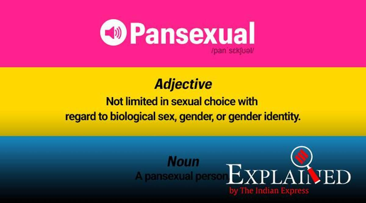 Explained What Does It Mean To Be Pansexual Explained News The Indian Express