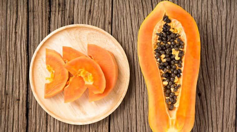 papaya, papaya face masks, papaya face masks, papaya for skin, papaya face masks, indian express, indian express news