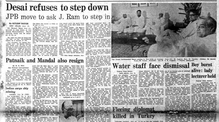 July 15, 1979, Forty Years Ago: Water workers strike