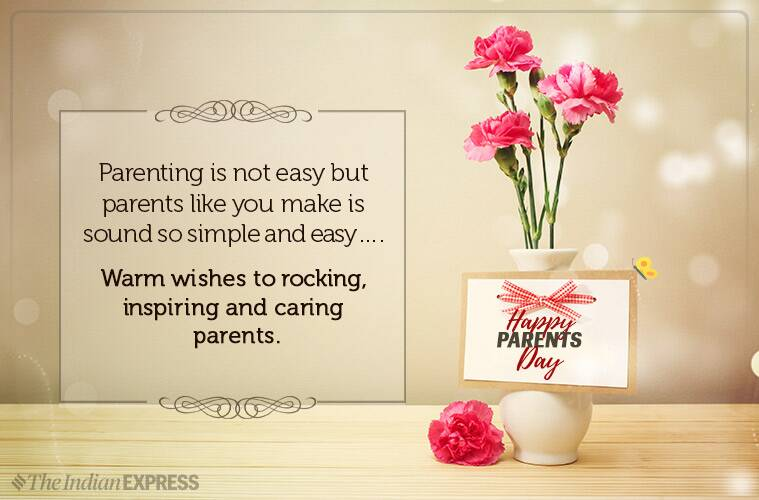 Happy Parents' Day 2019 Wishes Images, Status, Quotes
