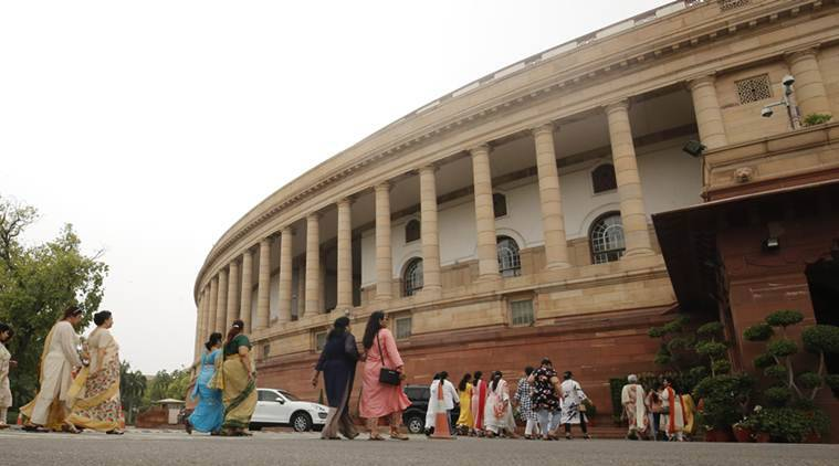 parliament, parliament live updates, Lok Sabha live updates, Rajya Sabha live updates, UAPA bill in Rajya Sabha, Congress BJP UAPA bill Parliament, Monsoon session Parliament live updates, indian express