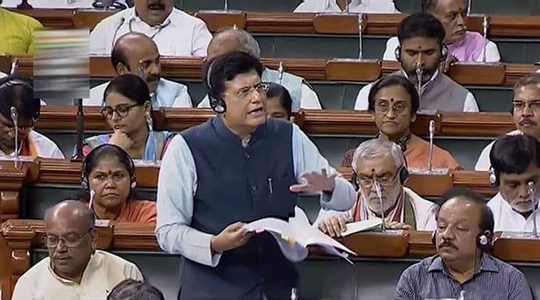 flexi fare, flexi fare railways, piyush goyal flexi fare, flexi fare scheme, flexi fare scheme railways, railway minister piyush goyal, railway news, indian express