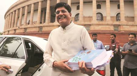 indian newspaper society, INS, piyush goyal, railway minister piyush goyal, union minister piyush goyal, india news, Indian Express