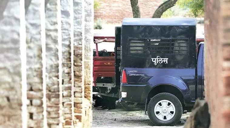 bihar police, bihar police cars bihar police vehicles, bihar police cars gps, bihar police gps, indian express news