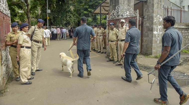 Politics goes to the dogs in Madhya Pradesh