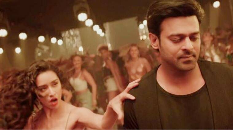saaho song