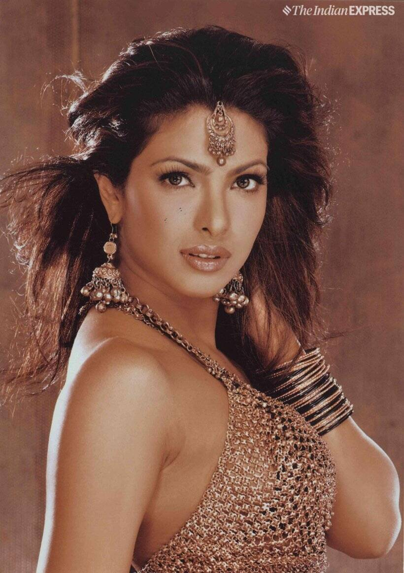 rare photos of priyanka chopra