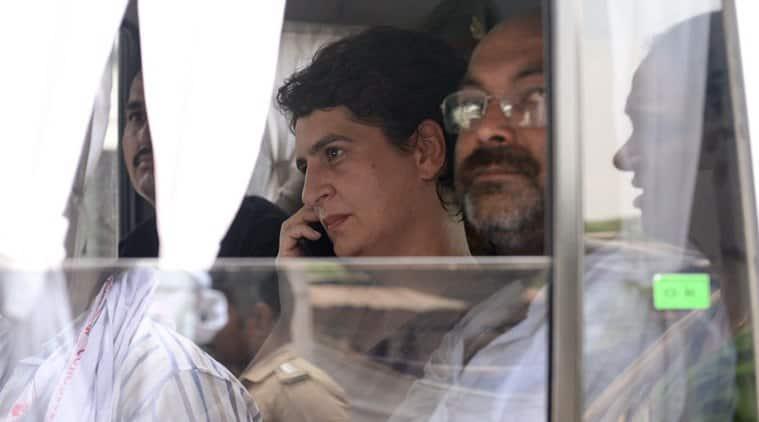Rahul Gandhi calls Priyanka's arrest 'disturbing', slams BJP for 'arbitrary application of power'